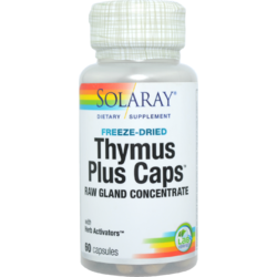 Thymus Plus Caps 60cps SOLARAY