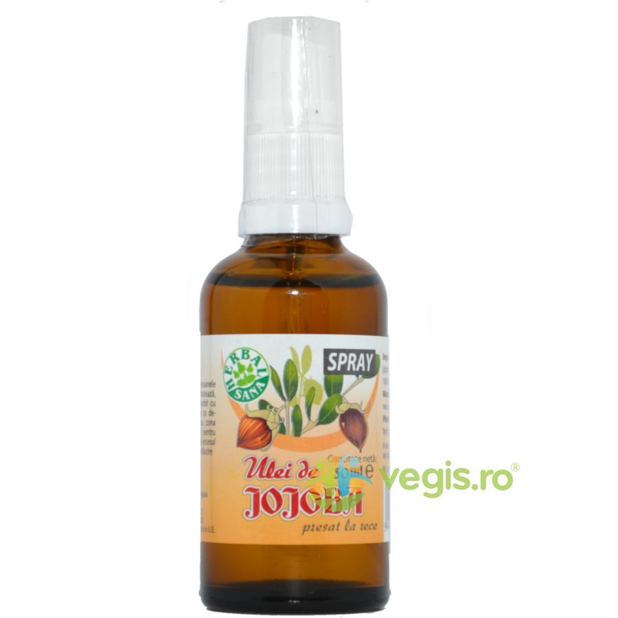 Ulei de Jojoba Presat la Rece Spray 50ml thumbnail