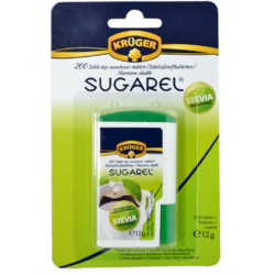 Sugarel - Indulcitor Stevie 200tb HERBAVIT