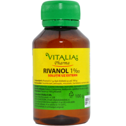 Rivanol 0,1% 100ml VITALIA PHARMA