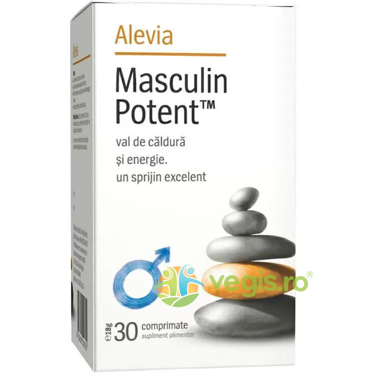 Masculin Potent 30cpr