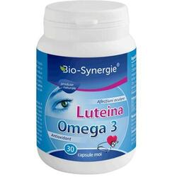 Luteina Omega 3 - 500mg - 30cps BIO-SYNERGIE ACTIV