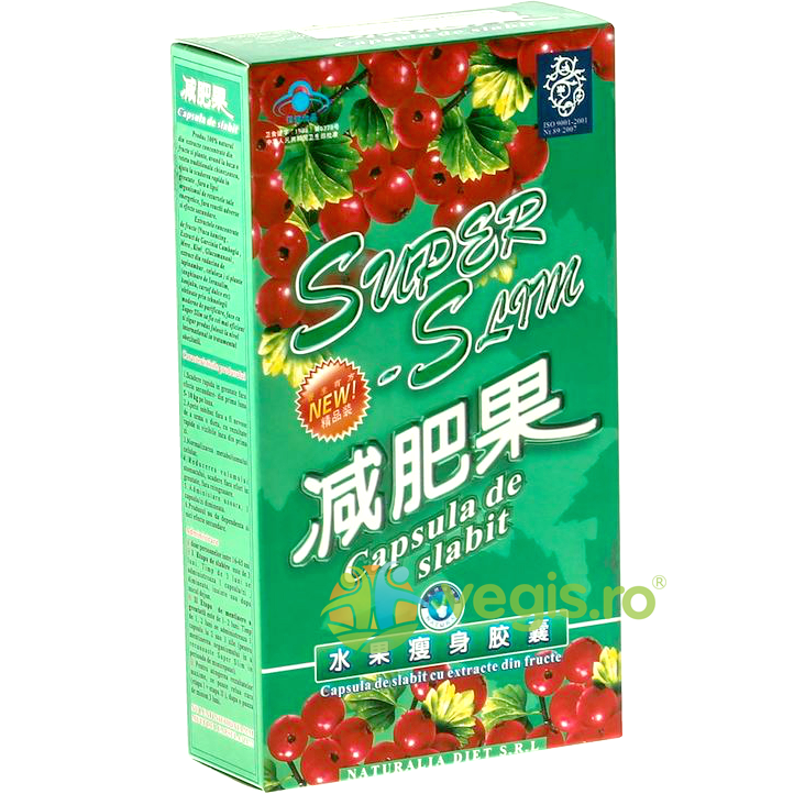 NATURALIA DIET Super Slim 30cps