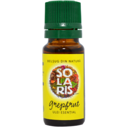 Ulei Esential de Grapefruit 10ml SOLARIS