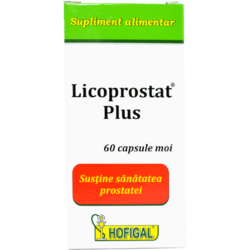 Licoprostat Plus 60cps HOFIGAL