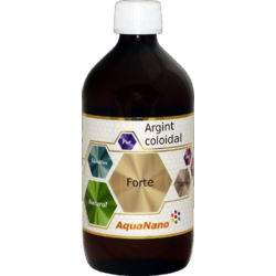 Argint Coloidal Forte (30ppm) 480ml AGHORAS