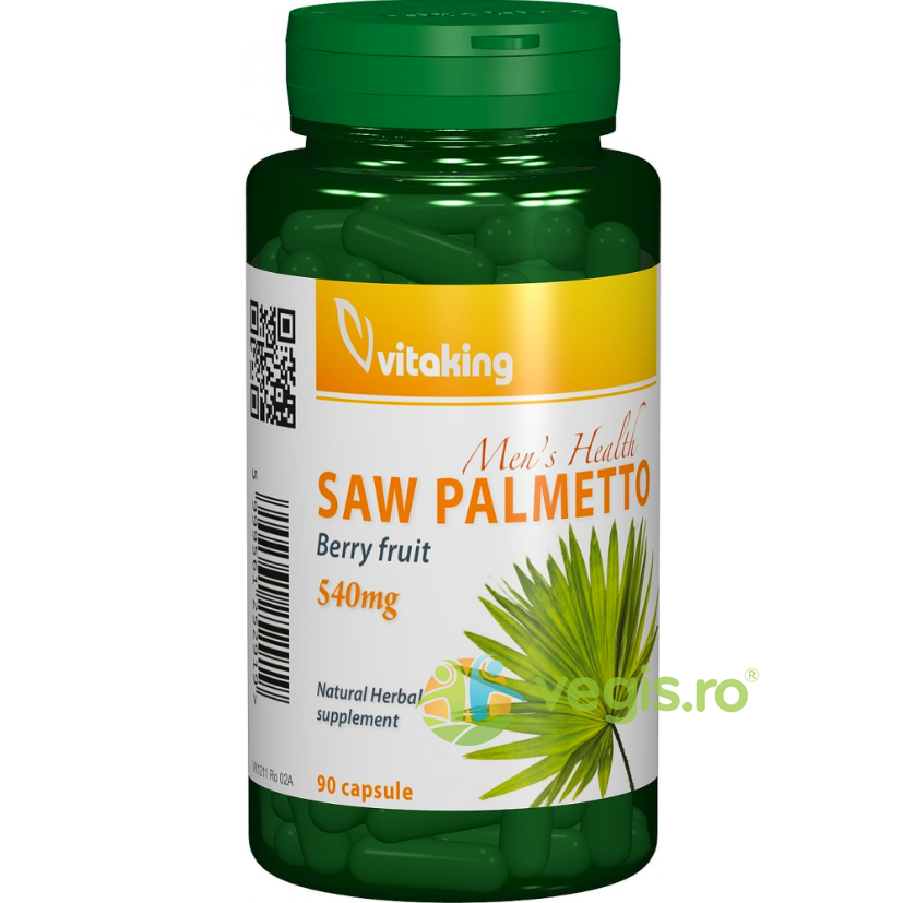 Extract Palmier (Saw Palmetto) 540mg 90cps