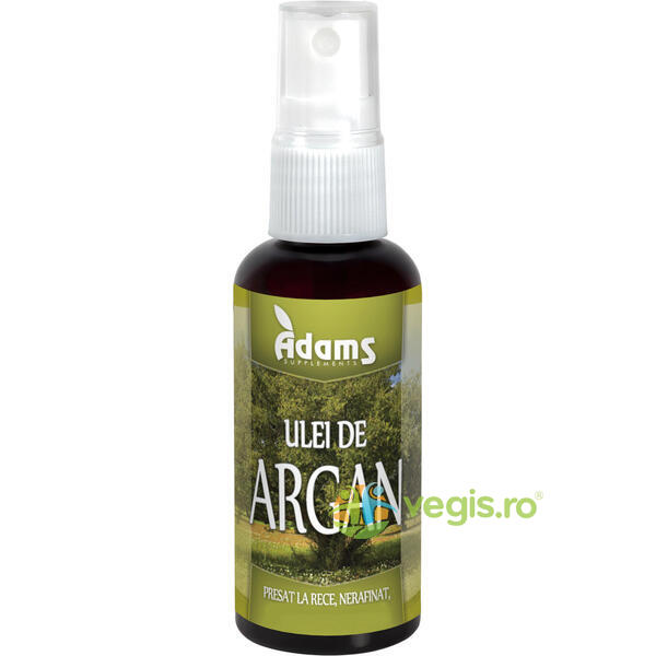 Ulei De Argan 50ml ADAMS VISION