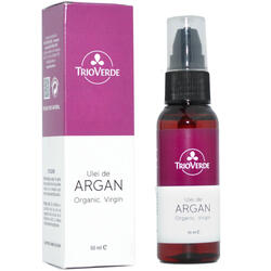 Ulei De Argan Virgin 50ml TRIO VERDE