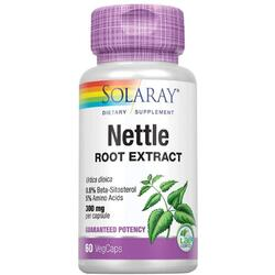 Nettle Root (Urzica) 300mg 60cps SOLARAY