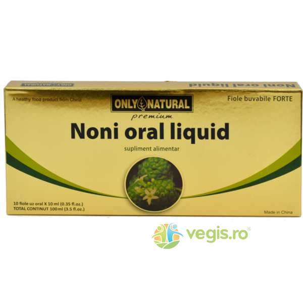 ON Noni 10fiole*10ml 450mg ONLY NATURAL