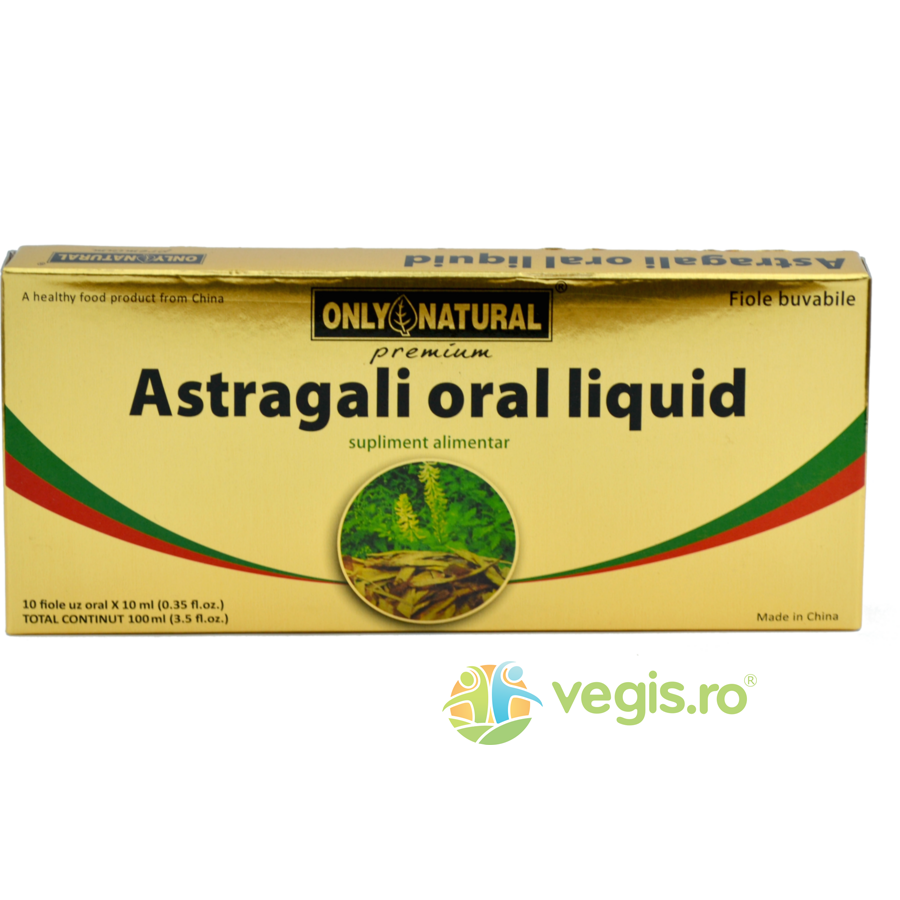 ONLY NATURAL Astragali 10fiole*10ml 1600mg