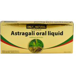 Astragali 10fiole*10ml 1600mg ONLY NATURAL