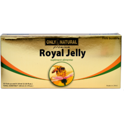 ON Royal Jelly 10 fiole*10ml 300mg ONLY NATURAL