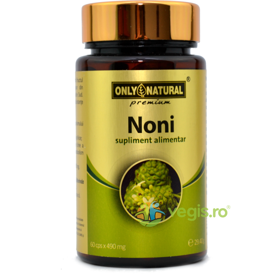 ONLY NATURAL ON Noni 60cps 490mg