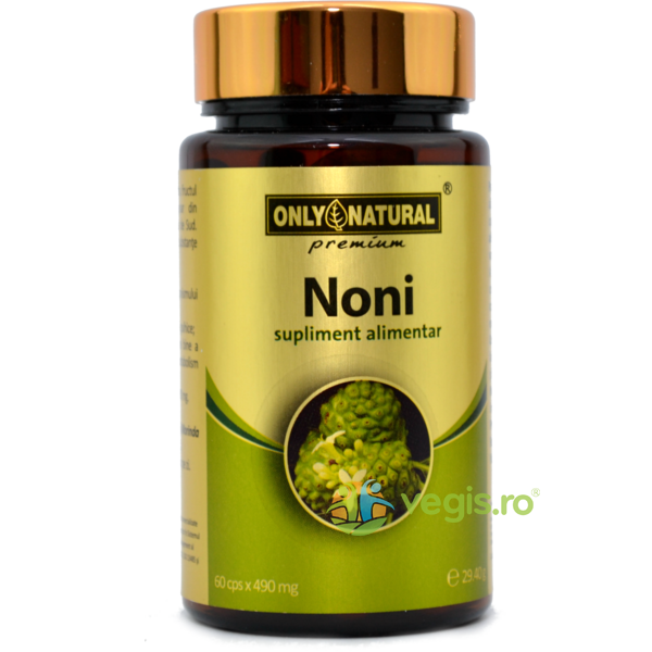 ON Noni 60cps 490mg ONLY NATURAL