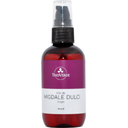 Ulei De Migdale Dulci Virgin 100ml TRIO VERDE
