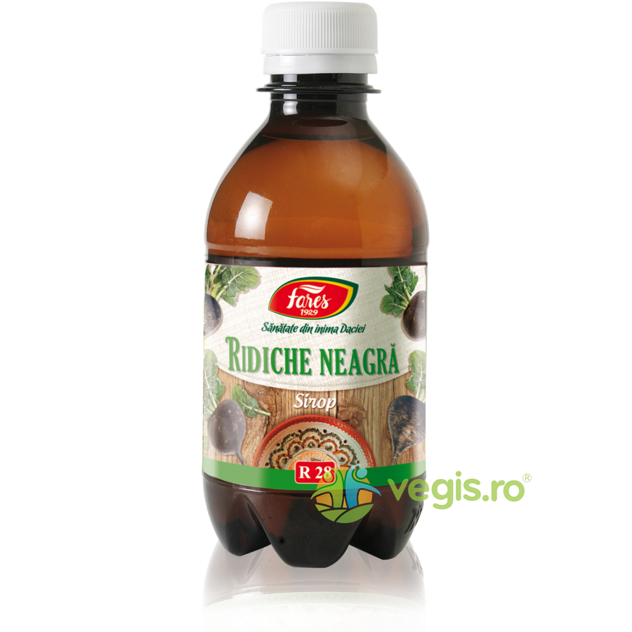 Sirop Ridiche Neagra (R28) 250ml