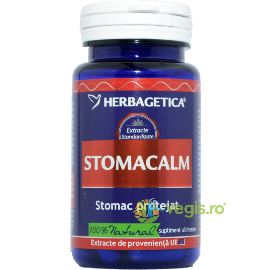 HERBAGETICA Stomacalm 30Cps