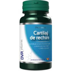 Cartilaj De Rechin 60cps DVR PHARM