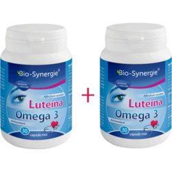 Luteina Omega 3 30cps+30cps BIO-SYNERGIE ACTIV