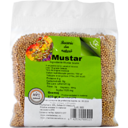 Mustar Boabe 100g CHARME