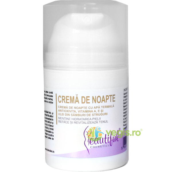 Crema De Noapte 50ml PHENALEX